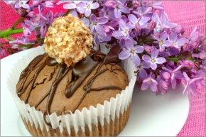 """Muffins """"Isabella"""" mit Flieder© Liz Collet"""