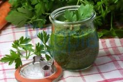 Pesto Petersilie mit Mandeln nach Lizchens Art© Liz Collet