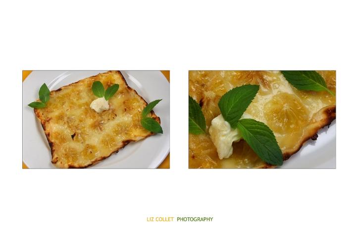 Flammkuchen au Citron© Liz Collet