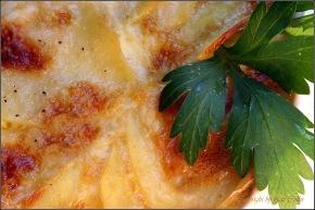 Kartoffelgratin © Liz Collet