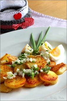 Bratkartoffelsalat © Liz Collet