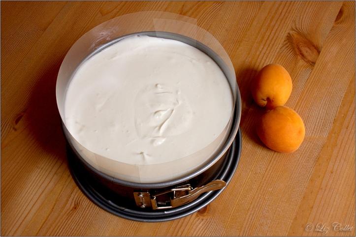 Aprikosen-Käsesahne-Torte   © Liz Collet