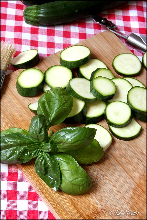 Zucchini © Liz Collet