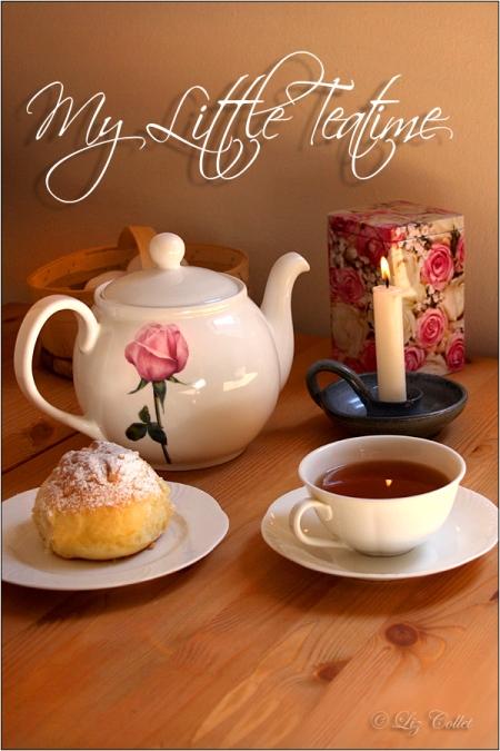 Mandel-Rosinen-Gebäck mit Vanillecremefüllung © Liz Collet