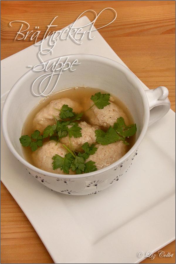 Kalbsbrätnockerl-Suppe – Smooth Breeze 7\'s | Lizerls ...