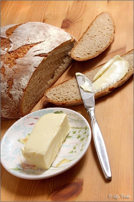 Brot und Butter © Liz Collet