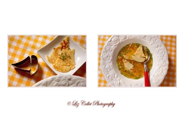 Pfannkuchensuppe für Staffelsee-Piraten © Liz Collet,DasBlaueLand ,Murnau ,KochenFürKinder ,SpeisekarteFürKinder ,Speisekarte  ,KleineKochmützen ,FoodForKids