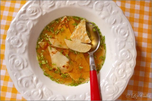 Pfannkuchensuppe für Staffelsee-Piraten © Liz Collet