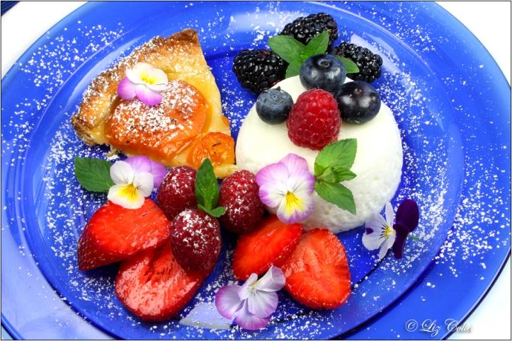 Honig-Joghurt-Dessert © Liz Collet