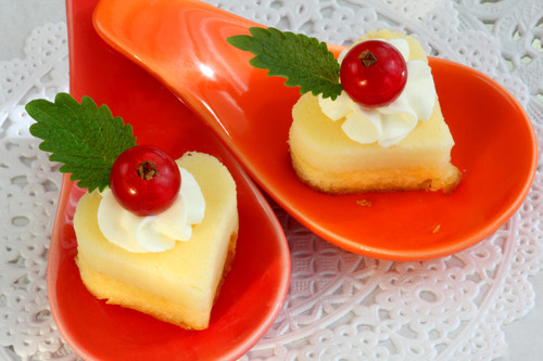 Beerenträume mit Cheese Cake © Liz Collet