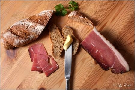 Brot und Speck © Liz Collet