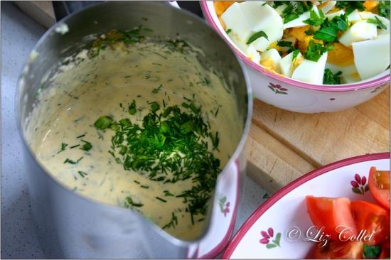 Mayonnaise und Remoulade © Liz Collet