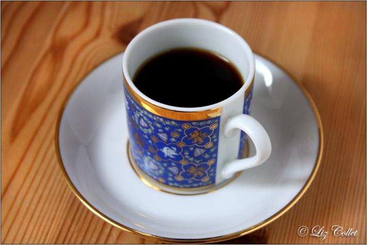 Royaler Sonntagsgenuss mit Espresso © Liz Collet