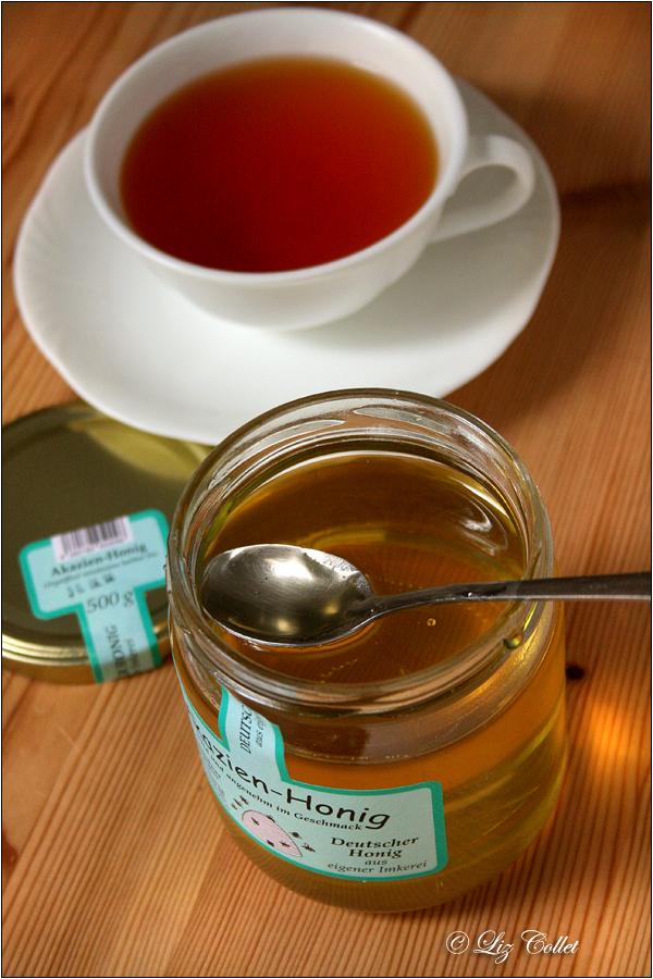 Regionaler Honig © Liz Collet