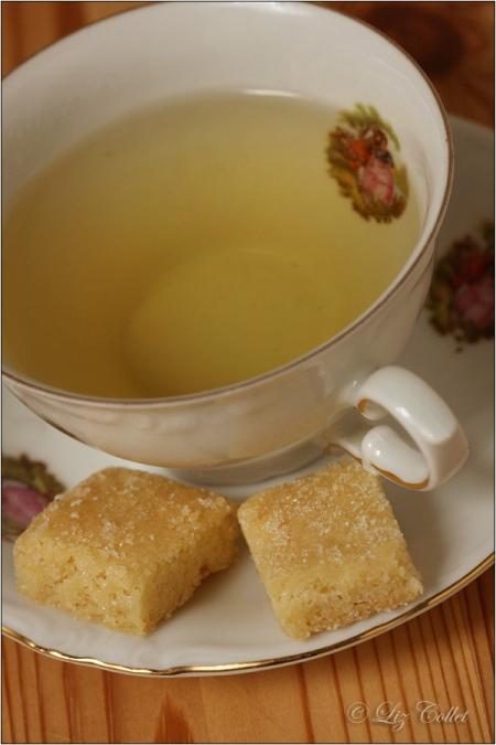 Tea and Shortbread © Liz Collet