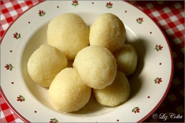Kartoffelknödl © Liz Collet