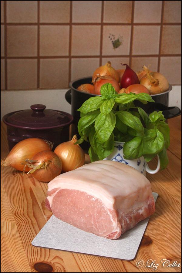 Schweinekrustenbraten © Liz Collet