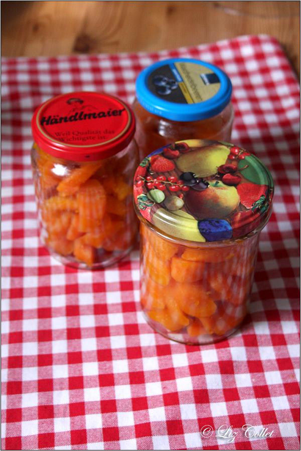 Karotten für TK-Vorrat © Liz Collet