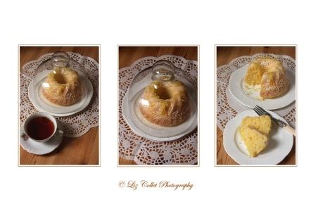 Zitronenguglhupf © Liz Collet